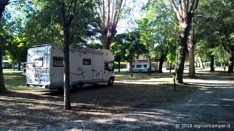camper allestito per un disabile